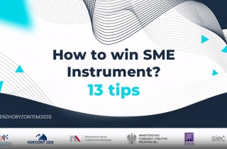 How to win SME Instrument? 13 tips.